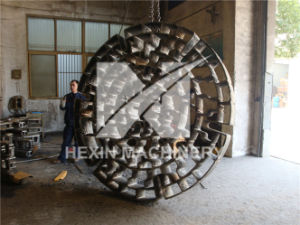 Steel Cast Heat Treatment Furnace Fixture Base Carrier pictures & photos