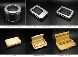 Tin Box and Wooden Box for USB Flash Drive pictures & photos