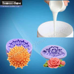 Tin Silicone Rubber for Multicolors Candle Molds Molding pictures & photos