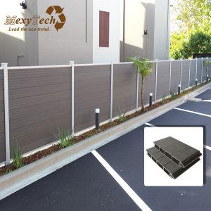 Wholesale Composite Wood Fences for Garden pictures & photos