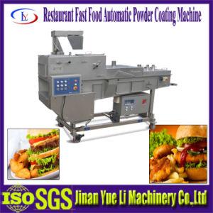 Restaurant Fast Food Automatic Powder Coating Machine