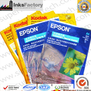 "A4/5""/6""/7"" for Epson Photo Paper pictures & photos"