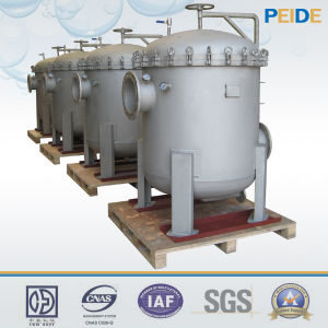 Bag Filter Housing for HVAC Water Treatment System pictures & photos