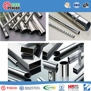 ASTM/AISI/JIS Stainless Steel Pipe for Decoration pictures & photos