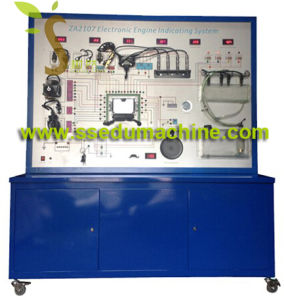 Educational Equipment Engine Electronic Control System Demonstration Board Training Equipment