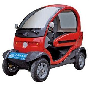 Newest Electric Car, Four Wheels Electric Car, Golf Cart, Electric Vehicle, Green Car, Green Vehicle
