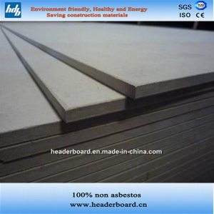 Headerboard High Density Fiber Cement Board
