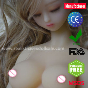 Real Silicone Sex Dolls 65cm Skeleton Robot Japanese Doll pictures & photos
