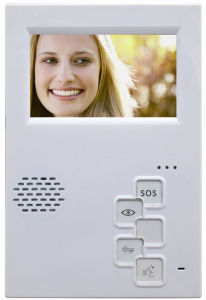 Indoor Monitor with Innovation Buttons Design for Villa pictures & photos