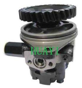 Isuzu 6hh1 2 Holes Hydraulic Steering Pump 470-04156 pictures & photos