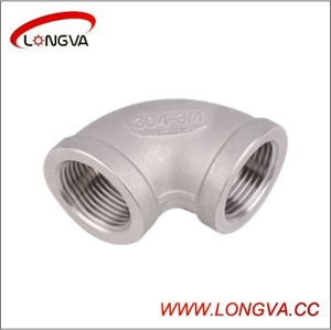 High Quality Stainless Steel Female Elbow pictures & photos