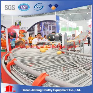 Poultry Equipment Chicken Cage Feeding System H Type pictures & photos