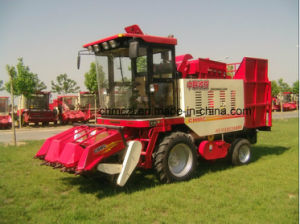 Self-Propelled Maize Combine Harvester pictures & photos