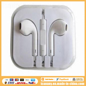 3.5mm Earpods for iPhone 6plus/6/5s/5 pictures & photos
