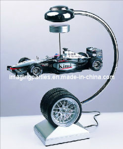 Magnetic Floating Widget Racing Car