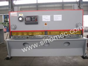 Guillotine Shear/ Cutting Machine / Hydraulic Shear Machine (QC12Y-10X2500) pictures & photos