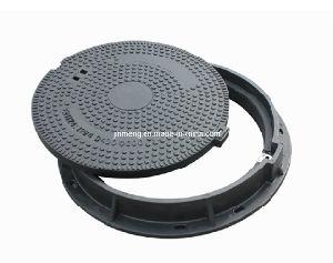 SMC Material Composite Manhole Cover En124 D400 pictures & photos