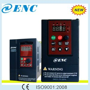 CE and ISO Single and Three Phase Sensorless Vector Control Frequency Inverter