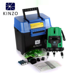Electronic Total Station Laser Level 4V1h with High Strong Green Line