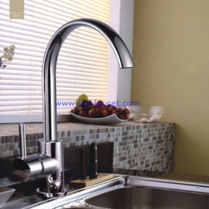 Single Lever Kitchen Mixer (F-8105) pictures & photos