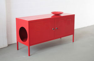 Bardian PS Cabinet/Metal TV Stand pictures & photos