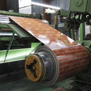 Prepainted Alu-Zinc Steel Coil (DX51D+AZ, DX52D+AZ, DX53D+AZ, DX54D+AZ) pictures & photos