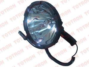 "HID Handheld Spotlight (8"" 9-32V 35W/55W-Black)"