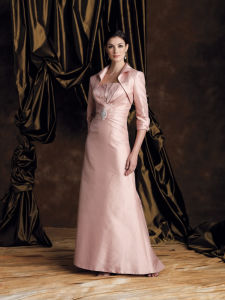 Mother of Bride Dress&Wedding Dress&Evening Dress (M0027)