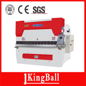 High Precision Hydraulic Press Brake Machine We67k 250/4000 Manufacture pictures & photos