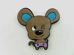 Kids Favorite Qute Cartoon Eco-Friendly Clothes Labels pictures & photos