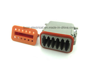 Supplier Deutsch Connector Pin Plugs Male and Female Coupling Solution pictures & photos