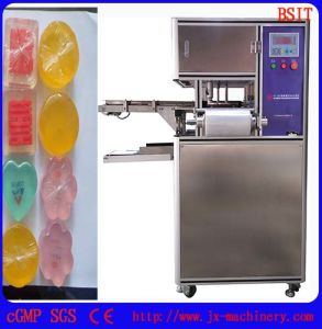 Automatic Soap Film Packing Machine with Conveyor Belt pictures & photos