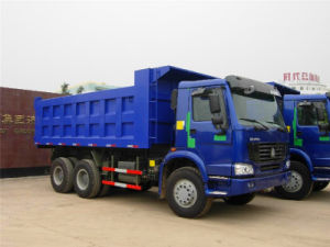 Heavy Loading Sinotruk HOWO336HP 6X4 Dump Truck pictures & photos