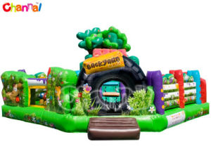 Backyard Toddler Combo Inflatable Jumper Bouncy House Bb270 pictures & photos