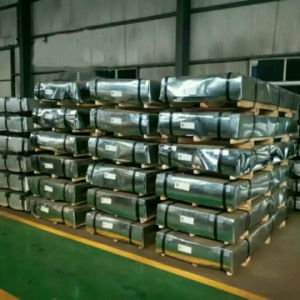 Dx51d PPGI Steel Corrugated Galvanized Steel Plate for Roofing Building Material pictures & photos