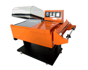 High Quality 2 in 1 Multi-Purpose Shrink Wrapping Machine (FM-5540)