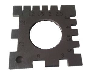 Steel Laser Cutting Parts pictures & photos