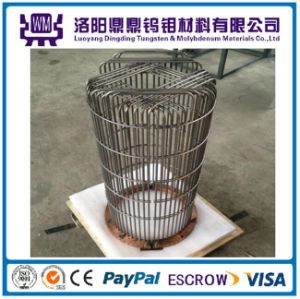Heating Element, Tungsten Birdcage Heater for Vacuum or Gas Protected High Temperature Furnace with Best Price Quantity Supplied pictures & photos