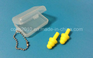 2014 Triple Flanges Silicon Earplugs pictures & photos