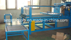 Semi-Automatic Gluer for Carton Box pictures & photos