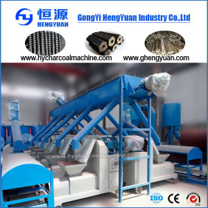 Easy to Operate Charcoal Briquettes Machine From Wood Waste pictures & photos
