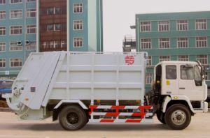 12cbm Sinotruk 4X2 Rear-Loading Refuse Garbage Truck