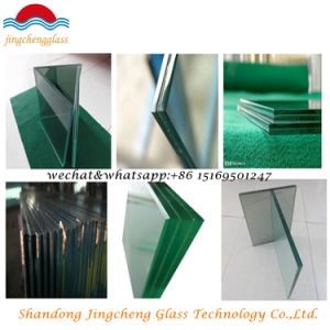 Laminated Glass with 3 Layer pictures & photos