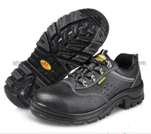 Japan Liberty Fashion Safety Footwear Warrior Leather Safety Shoes Karam Men Safety Shoe pictures & photos