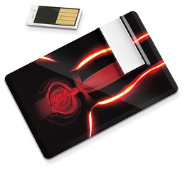 Removable USB Business Card Credit Card USB Flash Drive pictures & photos