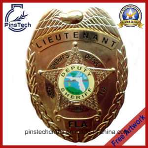 Deputy Sheriff Badge, Police Officer Badge pictures & photos