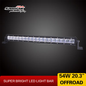 20inch Offroad Light CREE 3W LED Light Bars for Trucks pictures & photos