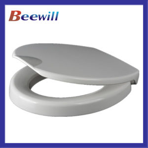 High Quality Special Raised Comfortable Toilet Seat Cover for Handicapped pictures & photos