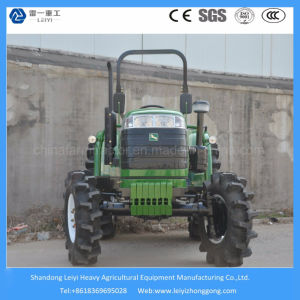 55HP Agricultural Machinery Diesel Farm/Mini Farming/Garden/Compact/Lawn Tractor pictures & photos