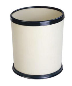 Plastic Wastebin for Hotel Toilet (KL-37) pictures & photos